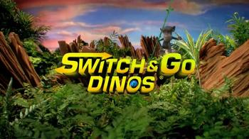 Switch & Go Dinos Jagger the Monster Crane TV Spot - Thumbnail 1