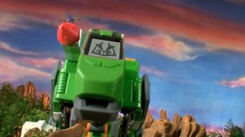 Switch & Go Dinos Jagger the Monster Crane TV Spot - Thumbnail 4