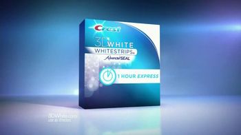 Crest 3D 1-Hour Express White Strips TV Spot Featuring Shakira - Thumbnail 4