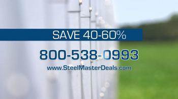 Steel Master Buildings TV Spot - Thumbnail 9