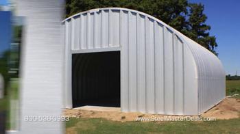Steel Master Buildings TV Spot - Thumbnail 6