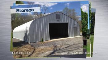 Steel Master Buildings TV Spot - Thumbnail 7