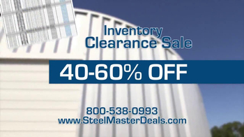 Steel Master Buildings TV Spot - Thumbnail 8