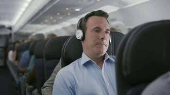 American Airlines TV Spot, 'Time Flies' - 351 commercial airings