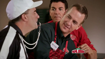 Papa John's TV Spot, 'Referee' Featuring Peyton Manning - Thumbnail 4