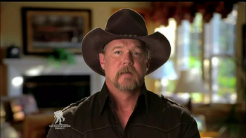 Wounded Warrior Project TV Spot, \'Decade\' Featuring Trace Adkins