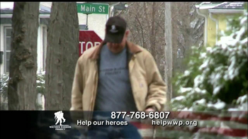 Wounded Warrior Project TV Spot, 'Decade' Featuring Trace Adkins - Thumbnail 3