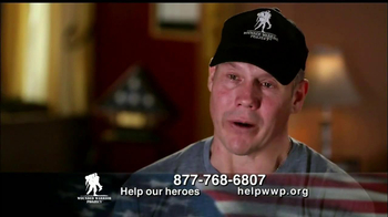 Wounded Warrior Project TV Spot, 'Decade' Featuring Trace Adkins - Thumbnail 4