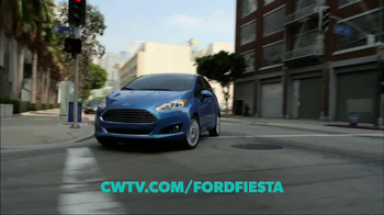 Ford TV Spot, 'The CW: Ford Fiesta Missions' - Thumbnail 6