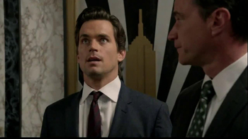 White Collar: The Complete Fourth Season DVD TV Spot - Thumbnail 8