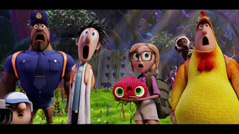 Cloudy with a Chance of Meatballs 2 - Alternate Trailer 26