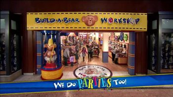 Build-A-Bear Workshop TV Spot, 'Friends'