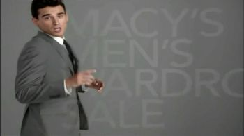Macy's Spring Men's Wardrobe Sale TV Spot - Thumbnail 10
