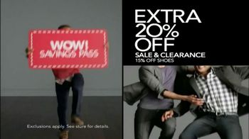 Macy's Spring Men's Wardrobe Sale TV Spot - Thumbnail 9