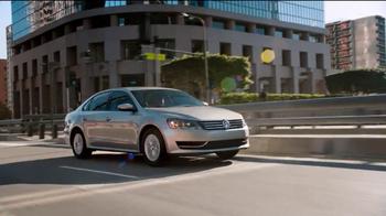 Volkswagen Sign Then Drive Event TV Spot, 'A Better Car' - Thumbnail 1