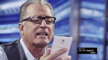 FOX Sports 1 TV Spot, 'Samsung Galaxy Note 3, Gear' Ft. Charissa Thompson - Thumbnail 1