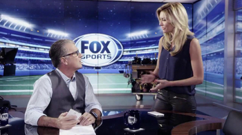 FOX Sports 1 TV Spot, 'Samsung Galaxy Note 3, Gear' Ft. Charissa Thompson
