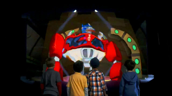 Beam Box Game System Transformer Resuce Bots TV Spot - Thumbnail 5