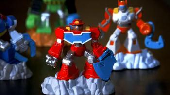 Beam Box Game System Transformer Resuce Bots TV Spot - Thumbnail 9