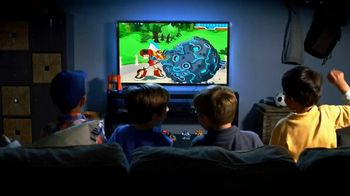 Beam Box Game System Transformer Resuce Bots TV Spot