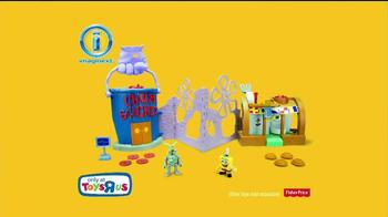 Imaginext SpongeBob SquarePants Crusty Crab Playset  TV Spot - Thumbnail 9
