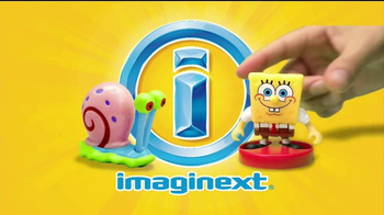 Imaginext SpongeBob SquarePants Crusty Crab Playset  TV Spot - Thumbnail 2