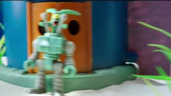 Imaginext SpongeBob SquarePants Crusty Crab Playset  TV Spot - Thumbnail 4