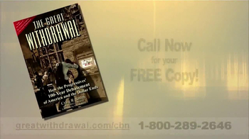 The Great Withdrawal TV Spot Featuring Pat Boone - Thumbnail 9