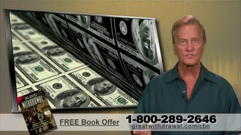 The Great Withdrawal TV Spot Featuring Pat Boone - Thumbnail 7