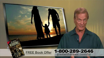 The Great Withdrawal TV Spot Featuring Pat Boone - 46 commercial airings