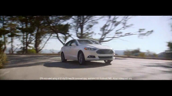 2014 Ford Fusion TV Spot, 'Nuts or Bolts' - Thumbnail 9