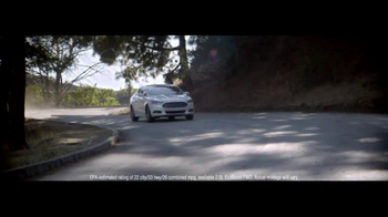 2014 Ford Fusion TV Spot, 'Nuts or Bolts' - Thumbnail 2