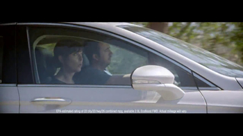 2014 Ford Fusion TV Spot, 'Nuts or Bolts' - Thumbnail 3