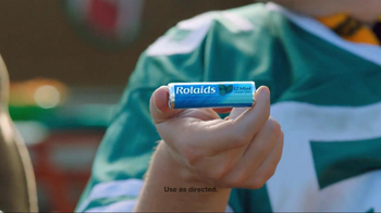 Rolaids TV Spot, 'Tailgate Party' Featuring Guy Fieri  - 14 commercial airings