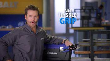 Kobalt Magnum Grip Locking Pliers TV Spot