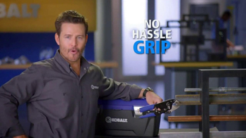 Kobalt Magnum Grip Locking Pliers TV Spot - Thumbnail 9
