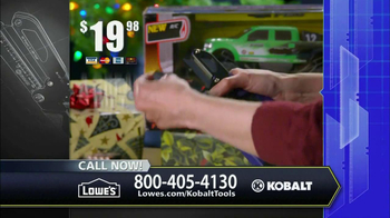 Kobalt Tools Triple Cut TV Spot - Thumbnail 6