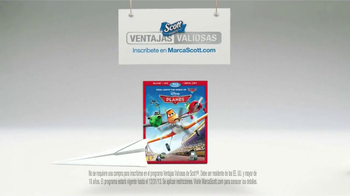 Scott Brand TV Spot, 'Disney Planes' [Spanish]