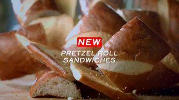 Chili's Pretzel Roll Sandwiches TV Spot