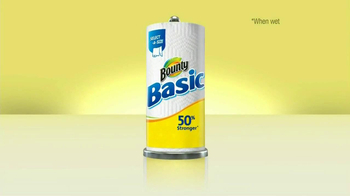 Bounty Basic TV Spot, 'Party Budget' - Thumbnail 6