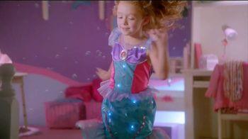 Disney Princess Musical Light-Up Dress TV Spot