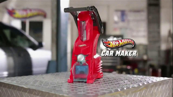 Hot Wheels Car Maker TV Spot - Thumbnail 2