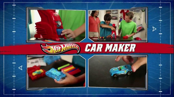Hot Wheels Car Maker TV Spot - Thumbnail 3