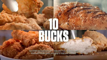 KFC $10 Saturdays and Sundays TV Spot - Thumbnail 10