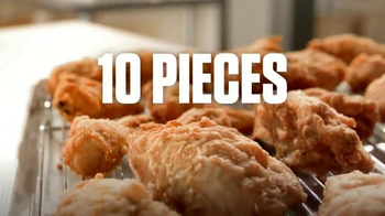 KFC $10 Saturdays and Sundays TV Spot - Thumbnail 7