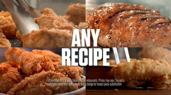 KFC $10 Saturdays and Sundays TV Spot - Thumbnail 9