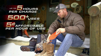 ThermaCell Heated Insoles TV Spot - Thumbnail 8