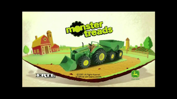 John Deere Monster Treads TV Spot - Thumbnail 10