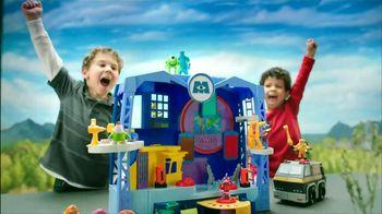 Imaginext Monsters University Scare Factory Playset TV Spot