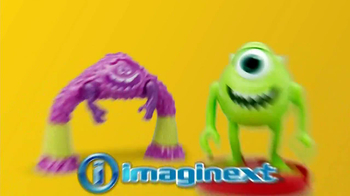 Imaginext Monsters University Scare Factory Playset TV Spot - Thumbnail 1